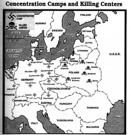 Artifact 3: Maps of the Concentration Camps - Revisiting ...